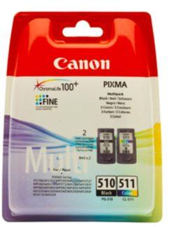 PG-510 black / CL-511 color multi-pack