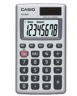 Calculator Casio HS-8VA