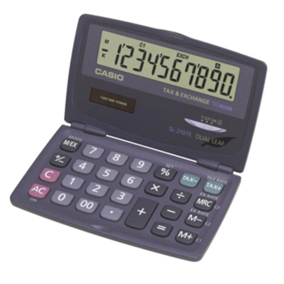Calculator Casio SL-210TE