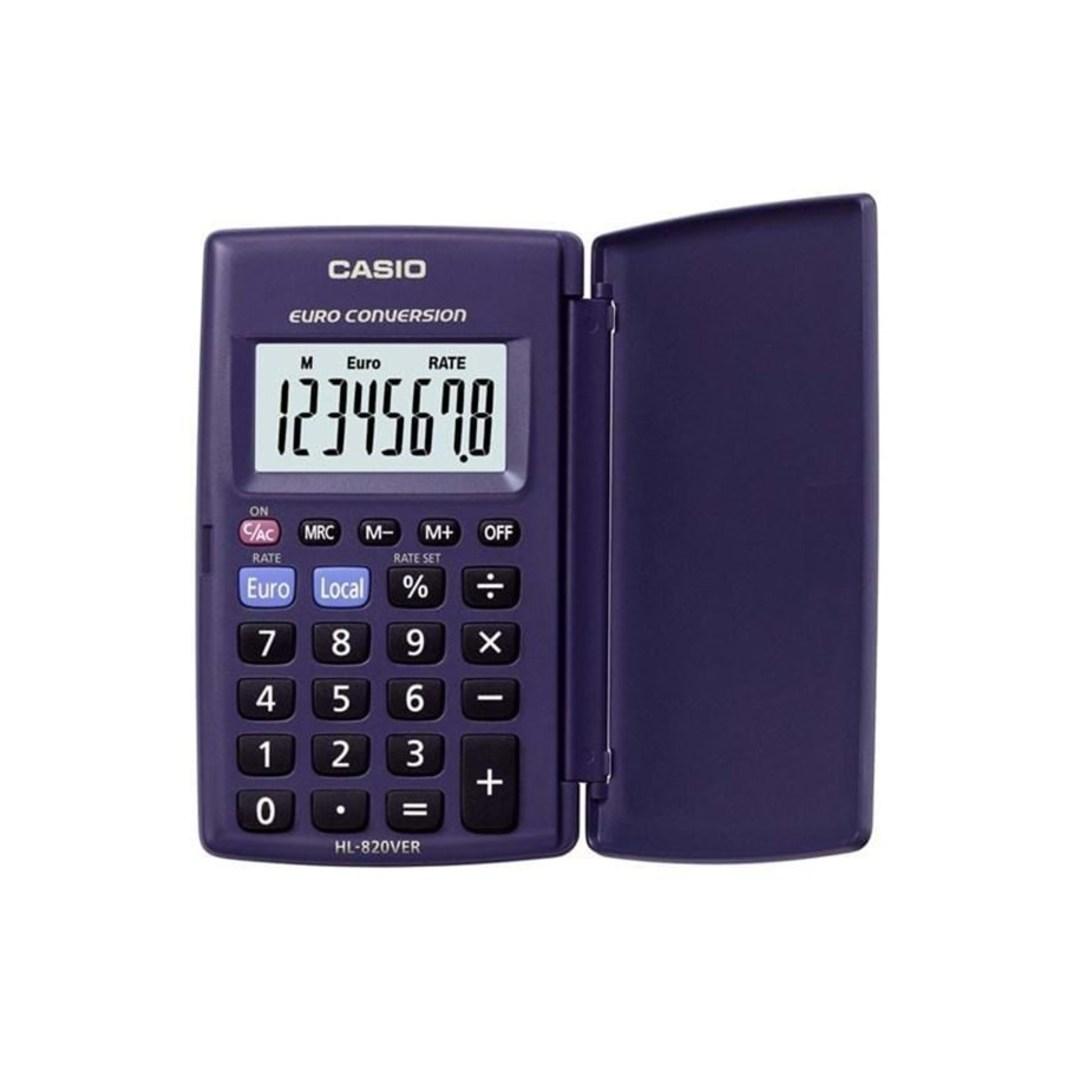 Calculator Casio HL-820VER