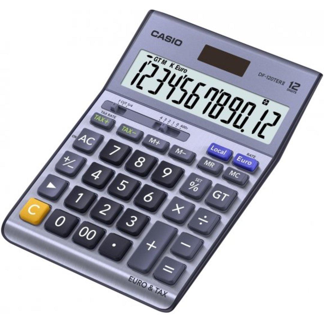 Calculator Casio DF-120TER II