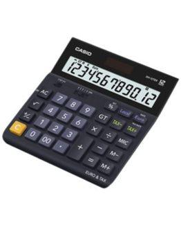 Calculator Casio DH-12TER, Black