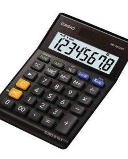 Calculator Casio MS-88TER II, Black