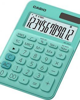 Casio calculator MS-20UC green