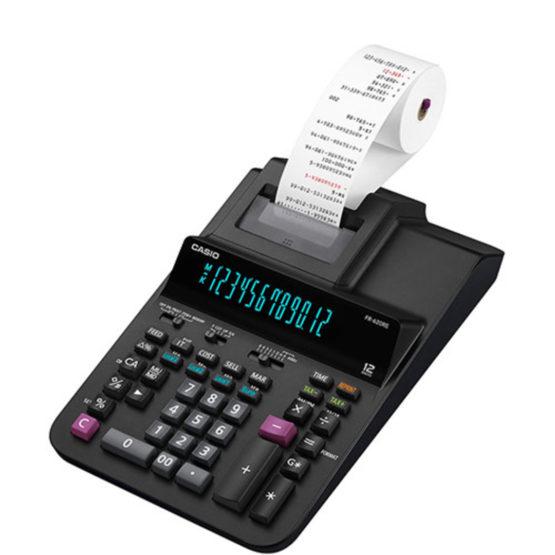 Casio calculator FR-620RE, Black