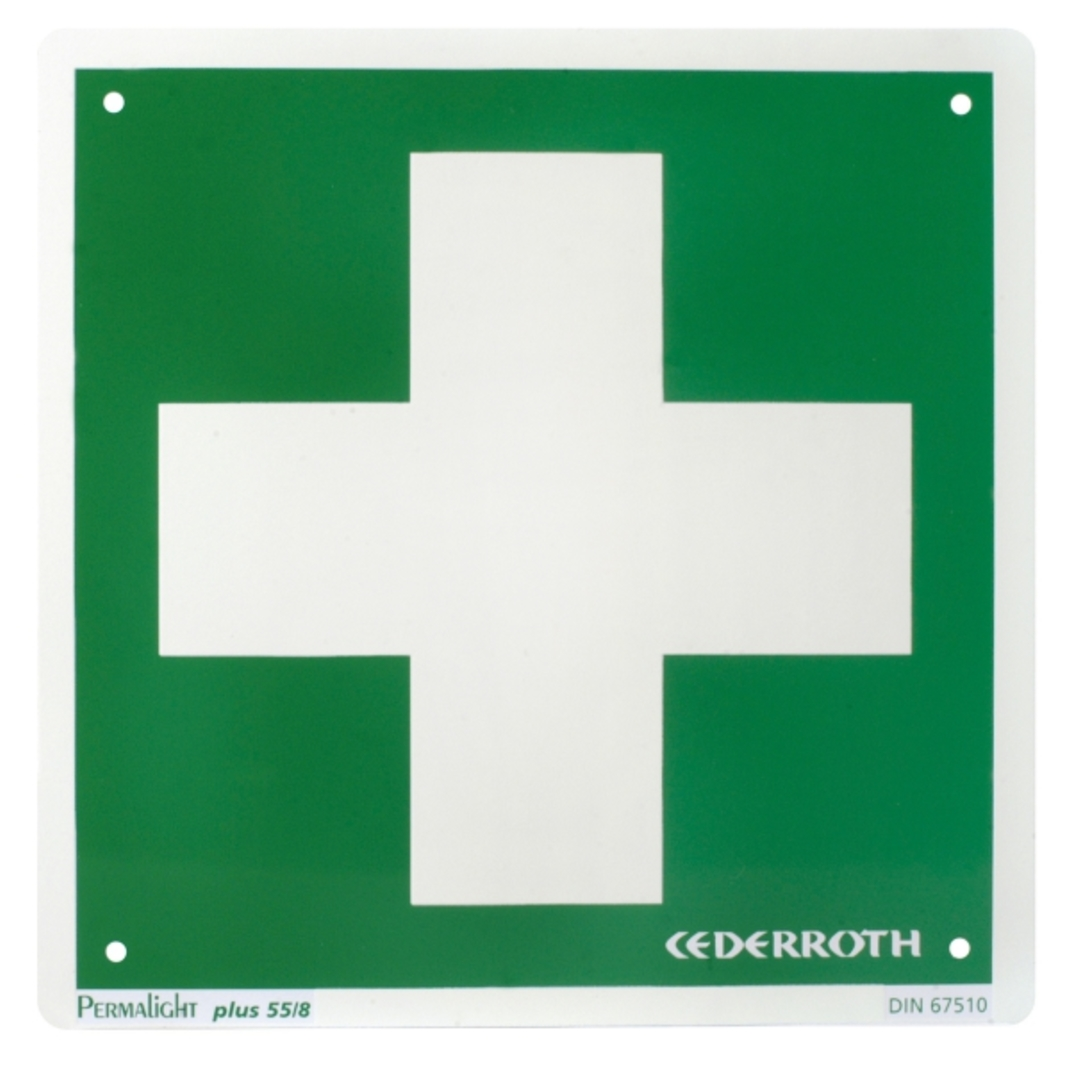 First Aid Cross Cederroth