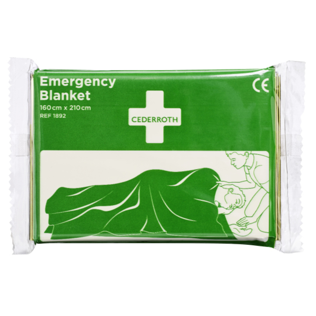 Emergency Blancet Cederroth