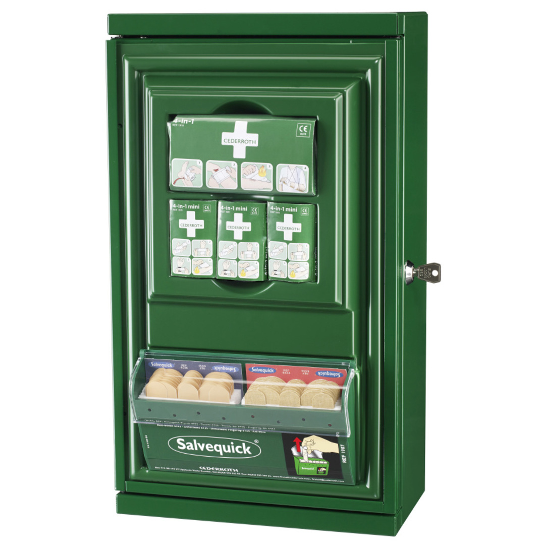 Mini First Aid Cabinet Cederroth