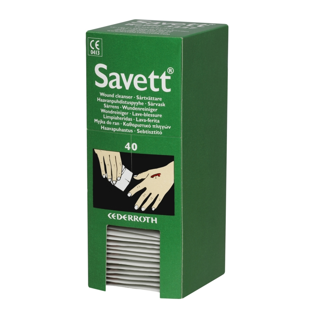 Savett Wound Cleanser