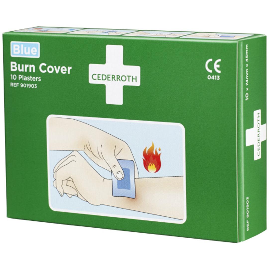 Burn Gel Plaster Cederroth