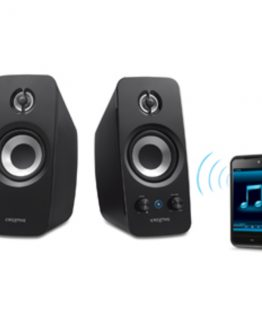 T15W Wireless 2.0 Speaker, Black