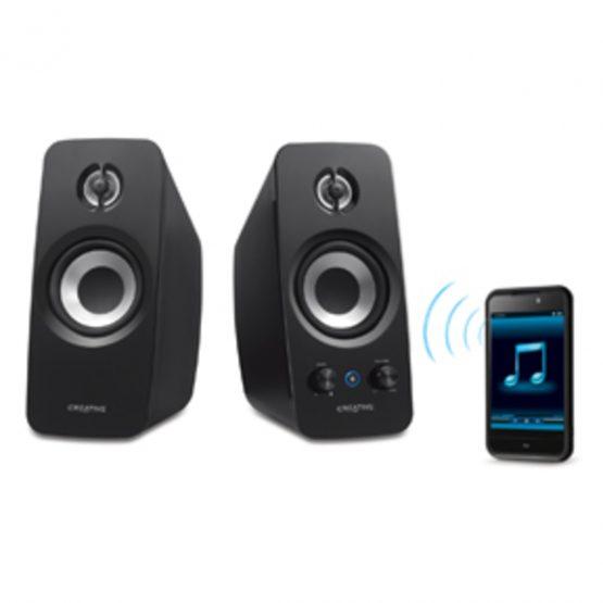 T15W Wireless 2.0 Speaker, Black