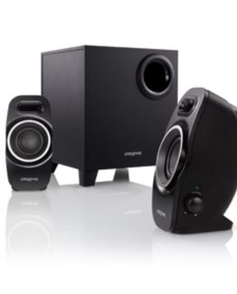 A250 2.1 Speaker, Black