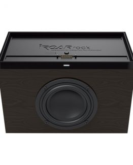 iRoar Rock Docking Subwoofer, Black