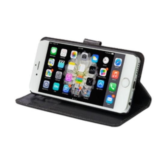iPhone 6/6S Plus Wallet Copenhagen, Black