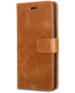 Galaxy S8 Wallet Copenhagen 2, Golden Tan