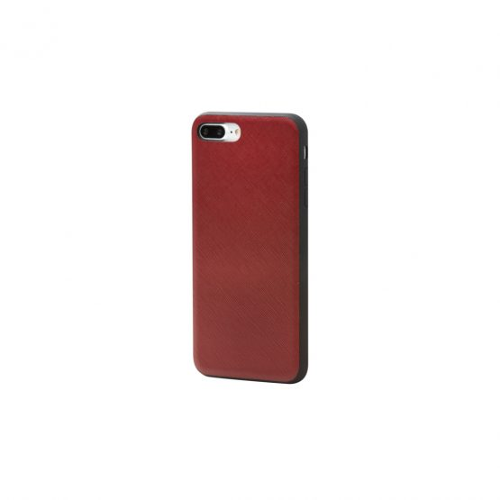 iPhone 7/6/6S Plus Case London, Sienna Red