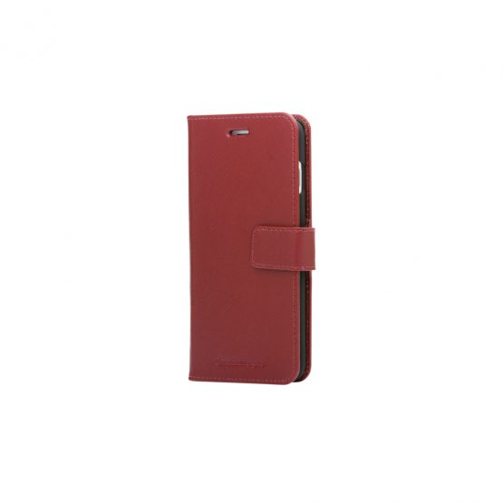 iPhone 8/7/6/6S Plus Case New York, Sienna Red
