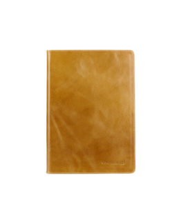 iPad 2017/2018 Folio Copenhagen 2, Golden Tan