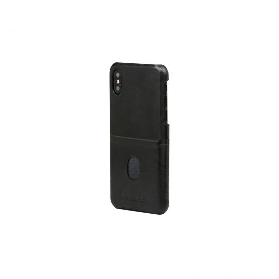 iPhone X/Xs Case Tune CC, Black