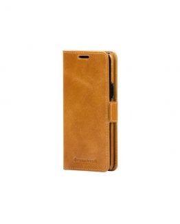 Galaxy S9 Wallet Lynge, Tan