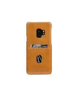 Galaxy S9 Case Tune CC, Tan