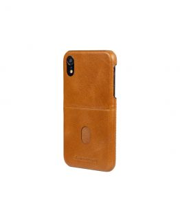 iPhone XR Case Tune CC, Tan