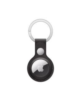 Copenhagen AirTag Key Ring, Black/Silver