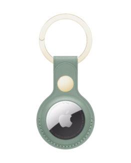 Copenhagen AirTag Key Ring, Green Bay/Gold