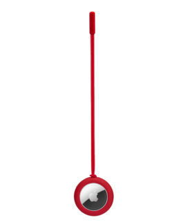 Greenland AirTag Strap, Candy Apple Red