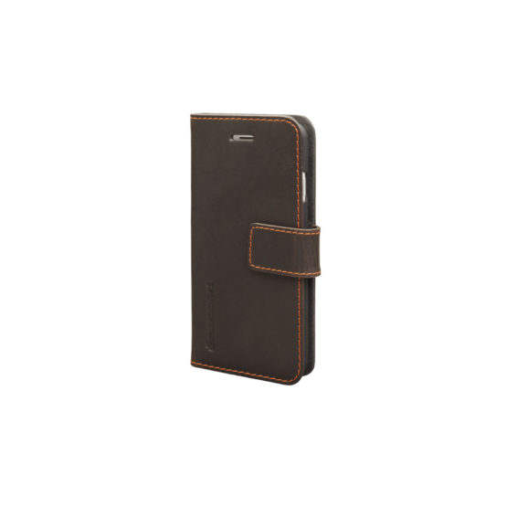 iPhone 6/6S Wallet Lynge, Hunter Dark (Signature)