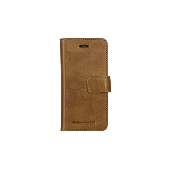 iPhone 7 Wallet Lynge 2, Golden Tan (Signature)