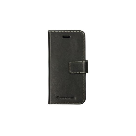 iPhone 7 Wallet Lynge 2, Black (Signature)