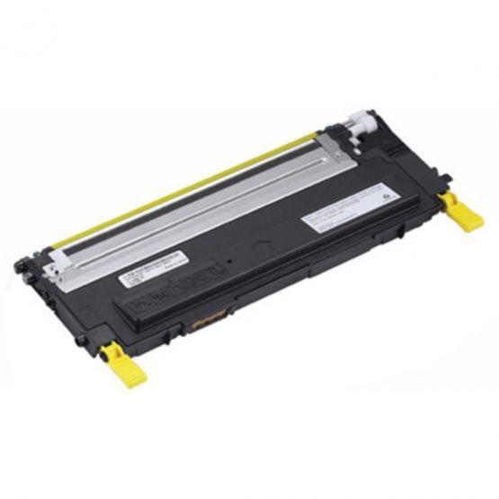 Dell F479K 1235cn toner yellow 1K