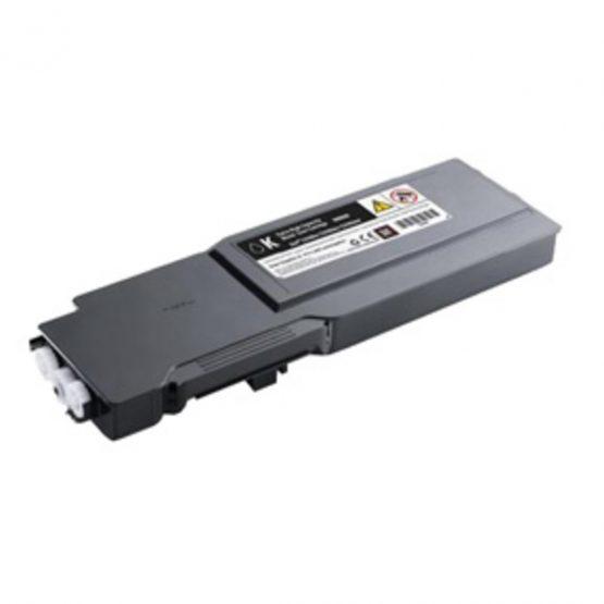 Dell W8D60 C3760/C3765 black toner extra HC