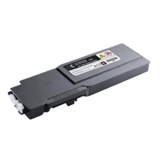 Dell 1M4KP C3760/C3765 cyan toner extra HC