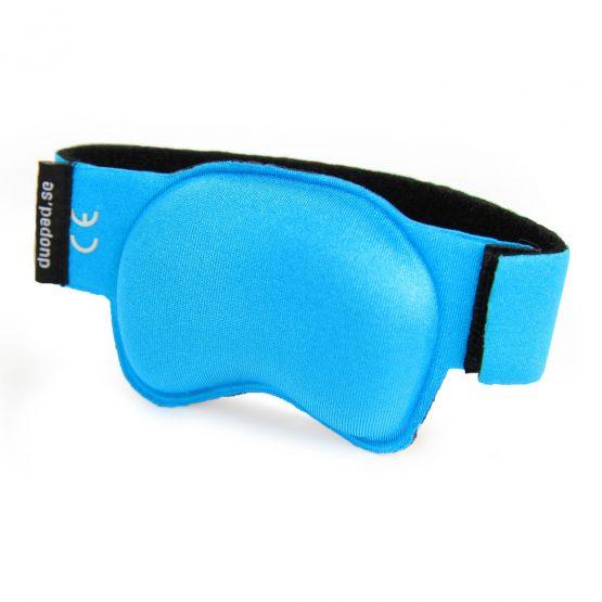 Duopad wrist support light blue
