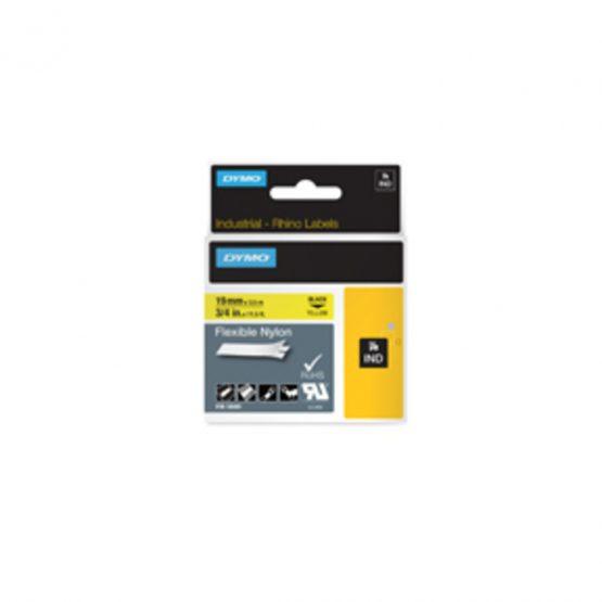 Tape Rhino 19mmx3,5m flexib nylon bl/yel