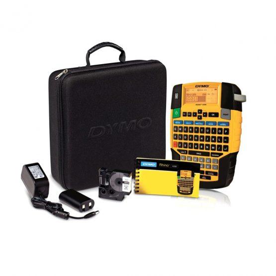 Rhino 4200 pro machine orange/black kit-case