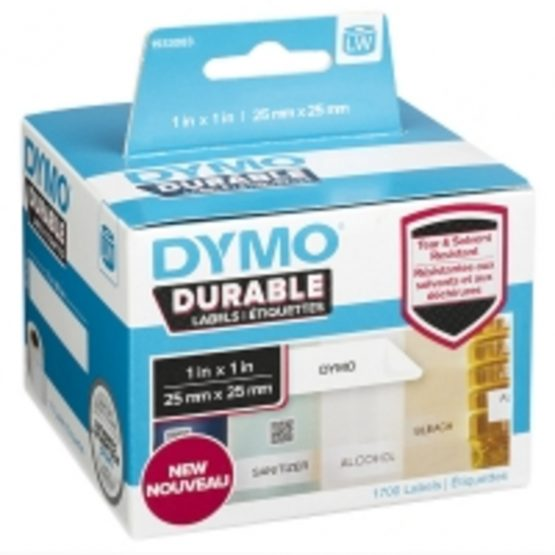 LabelWriter Durable square multi-purpose 25mm x 25mm