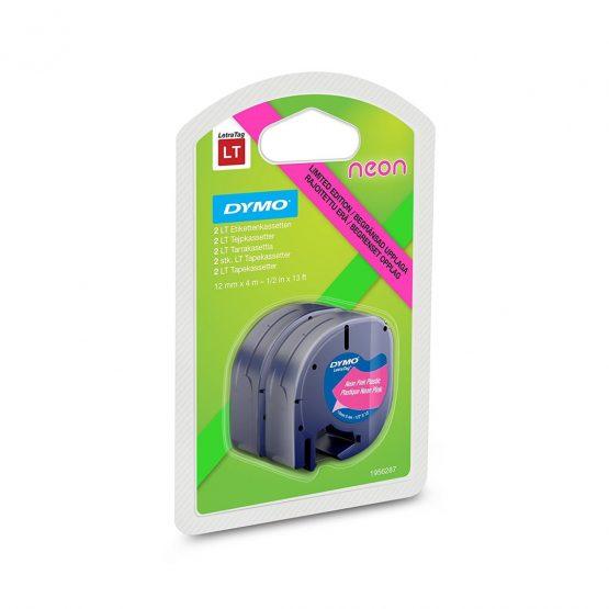 Tape DYMO LT Neon (2-pack)
