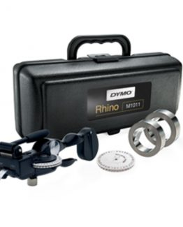 LabelMaker Rhino M1011 metal black