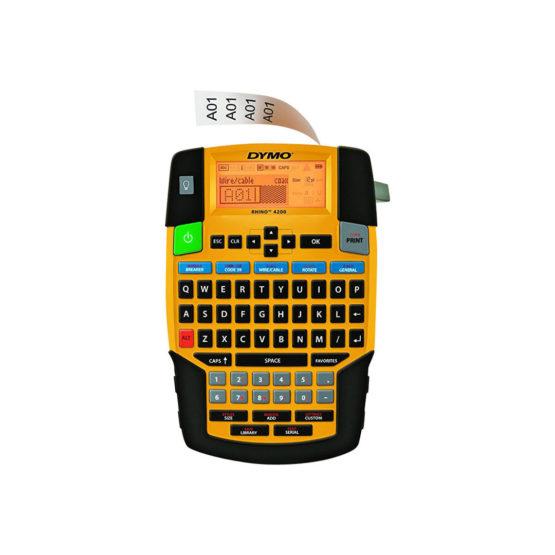Rhino 4200 pro machine orange/black