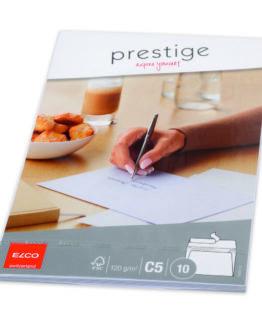 Prestige envelope C5 10-pac