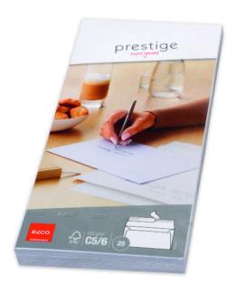 Prestige envelope C6/5 25-pac