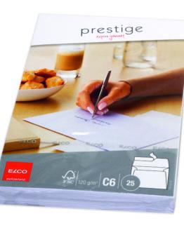 Prestige envelope C6 25-pac