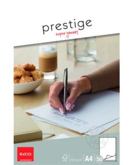 Prestige letter pad A4 50-sheet (watermark)