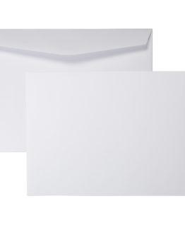 Envelope C5 Gummed White 120g (500)