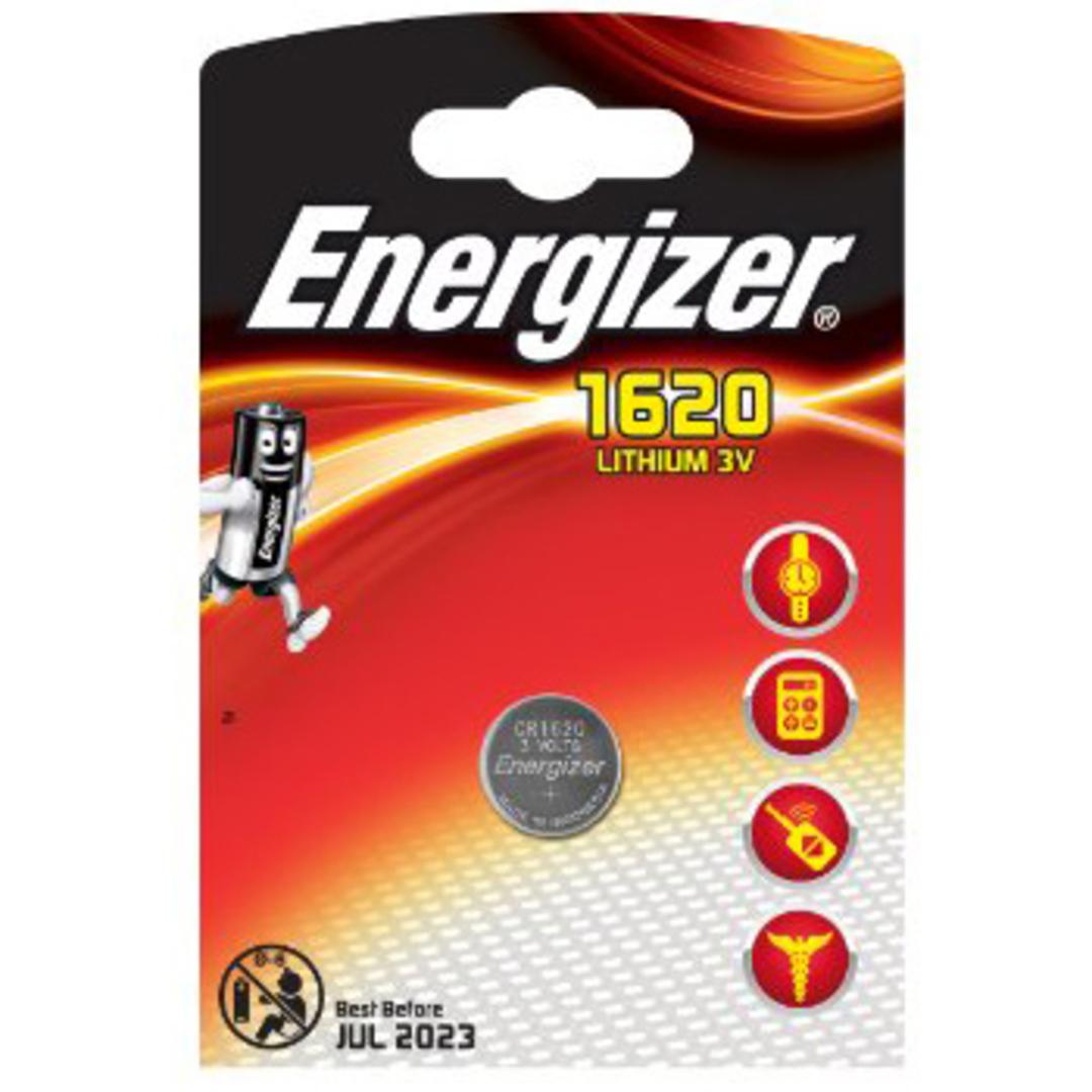 Energizer Lithium CR1620 (1-pack)