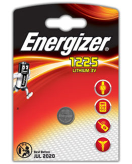 Energizer Lithium BR1225 (1-pack)
